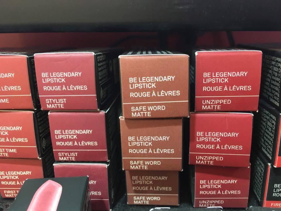 Heathers lipstick