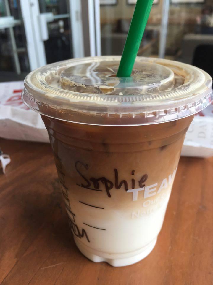 Sophie Starbucks